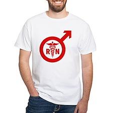 Murse Male Nurse Symbol Shirt