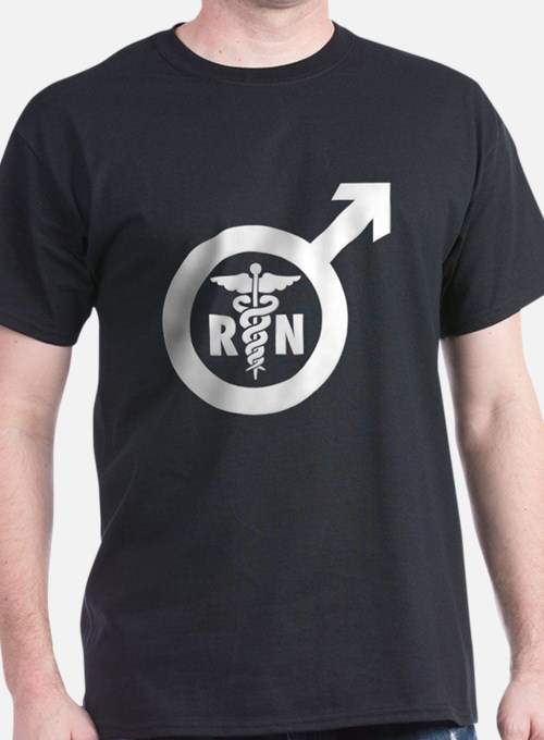Murse Male Nurse Symbol T-Shirt