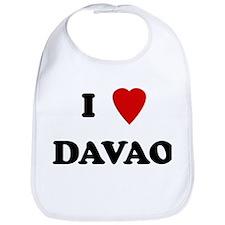 I Love Davao Bib