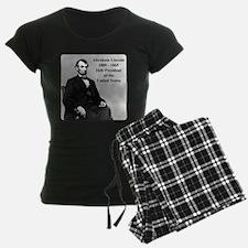 Lincoln Pajamas