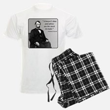 Lincoln Pajamas
