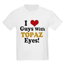 Guys With Topaz Eyes T-Shirt