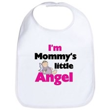 Mommy's Little Angel Bib