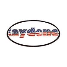 American Kaydence Patches