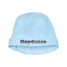 American Kaydence baby hat