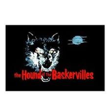 Hound of the Baskervilles Postcards (Package of 8)