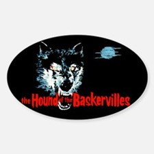 Hound of the Baskervilles Decal