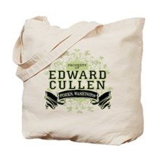 Property of Edward Cullen Tote Bag