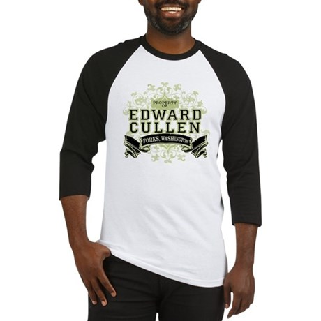 Property of Edward Cullen Baseball Jersey