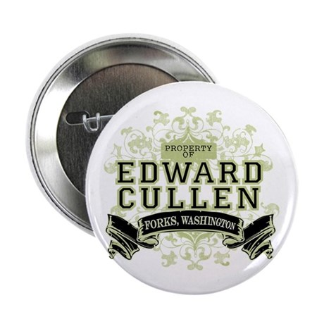 "Property of Edward Cullen 2.25"" Button (100 pack)"