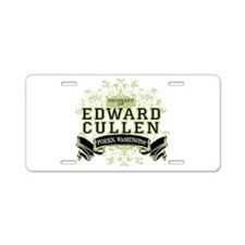 Property of Edward Cullen Aluminum License Plate