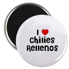 "I * Chilies Rellenos 2.25"" Magnet (10 pack)"