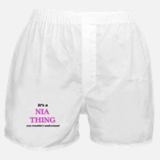 It's a Nia thing, you wouldn' Boxer Shorts