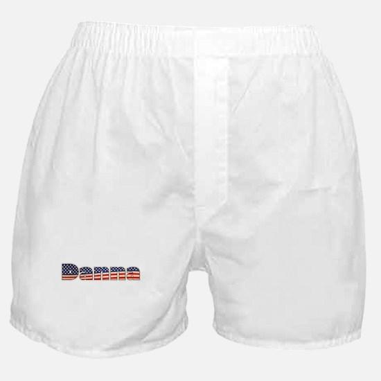 American Danna Boxer Shorts