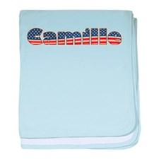 American Camille baby blanket