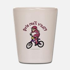 Light Pink BMX Shot Glass