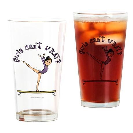 Light Gymnastics Drinking Glass