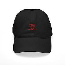 FRIENDS DONT DEM. Baseball Hat
