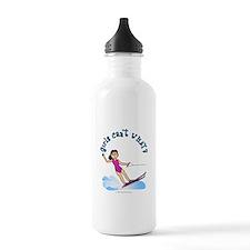 Light Water Skiing Water Bottle