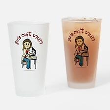 Light Scientist Drinking Glass