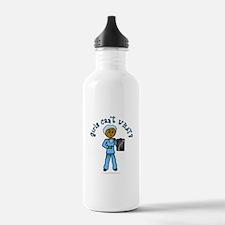 Dark X-Ray Technologist Water Bottle