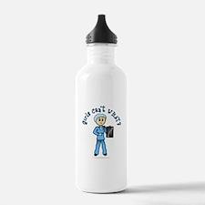 Light X-Ray Technologist Water Bottle
