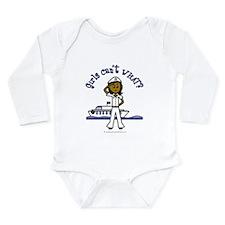 Dark Captain Long Sleeve Infant Bodysuit