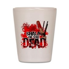Shaun of the Dead Movie Shot Glass