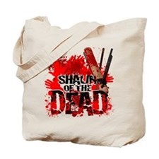 Shaun of the Dead Movie Tote Bag