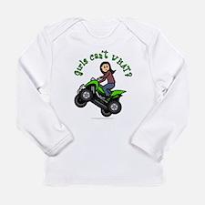 Light Four-Wheeler Long Sleeve Infant T-Shirt