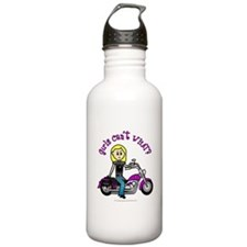 Custom Biker Water Bottle