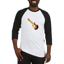 Variax Fire Baseball Jersey