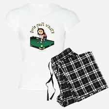 Light Billiards Pajamas