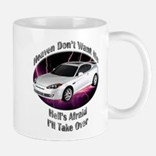 Hyundai Tiburon Mug
