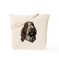 Cute Spinone italiano Tote Bag