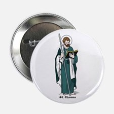 """St. Thomas 2.25"""" Button (10 pack)"""