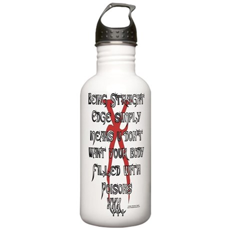 SxE Means Stainless Water Bottle 1.0L