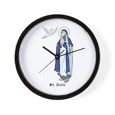 St. Theresa Wall Clock