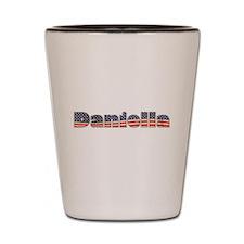 American Daniella Shot Glass