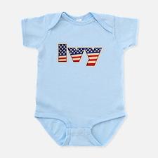 American Ivy Infant Bodysuit
