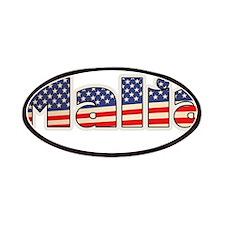 American Malia Patches