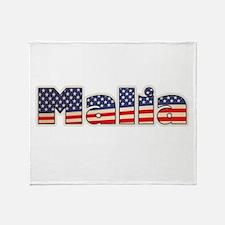 American Malia Throw Blanket