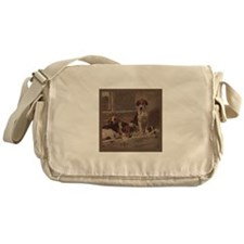 Foxhound Gifts-1 Messenger Bag