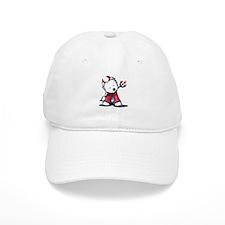 Little Devil Westie Baseball Cap