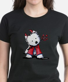 Little Devil Westie Tee