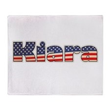 American Kiara Throw Blanket