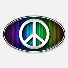 Big Peace RAINBOW - Decal