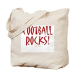 Football Rocks - Tote Bag