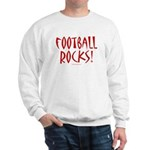 Football Rocks - Sweatshirt