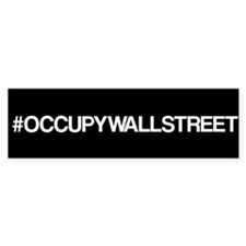Unique Occupy usa Bumper Sticker